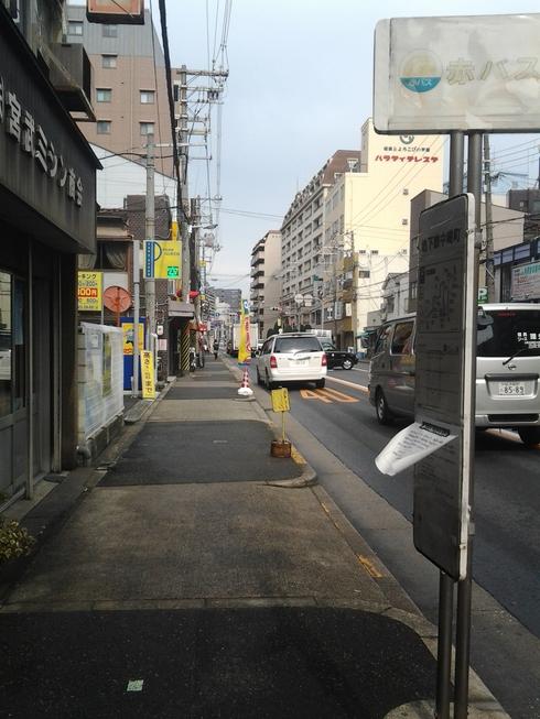 SAORI豊崎長屋までの道のり_b0169541_1241393.jpg