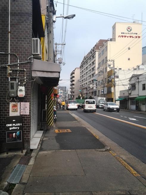 SAORI豊崎長屋までの道のり_b0169541_1243484.jpg