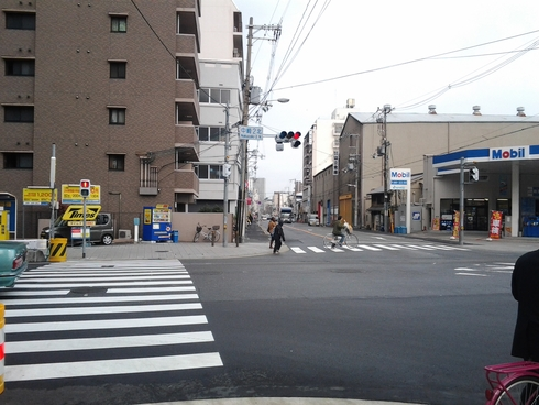 SAORI豊崎長屋までの道のり_b0169541_164410100.jpg