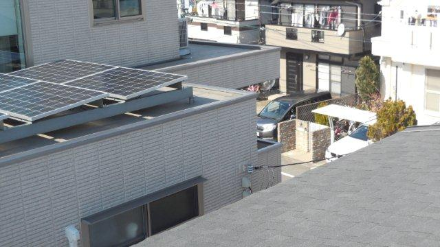 太陽光発電設置の現調です(町田市)_e0207151_1783622.jpg