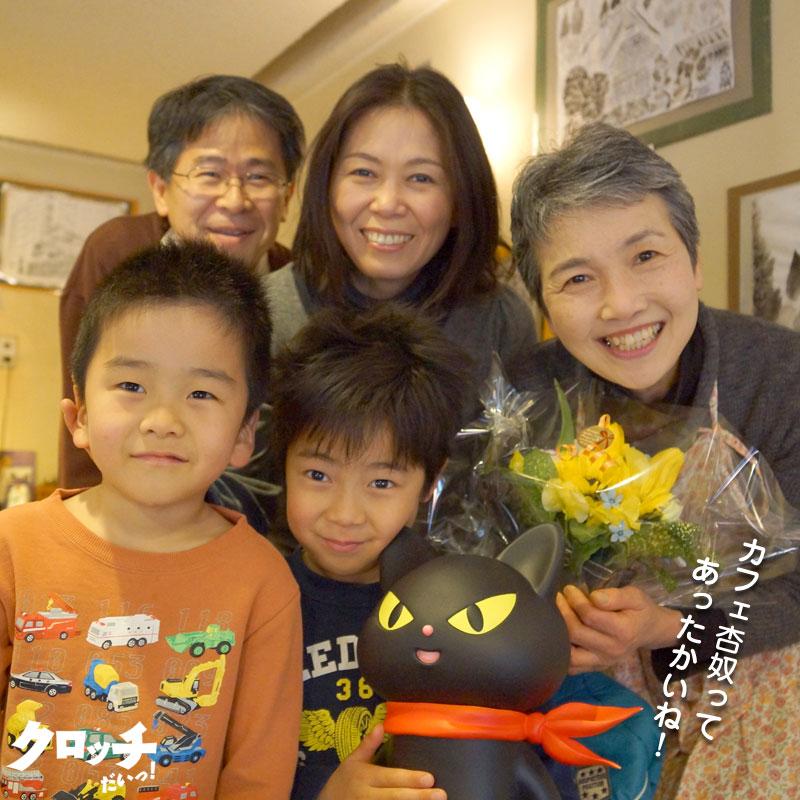 大好きな「Café杏奴」、みんなと写真撮影してきました!_f0193056_18191885.jpg