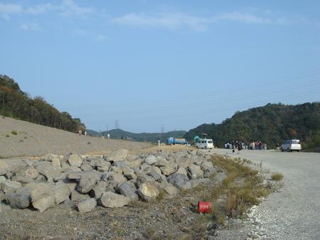 「桜の記念植樹」 in 岬町多奈川地区多目的公園_c0108460_121388.jpg