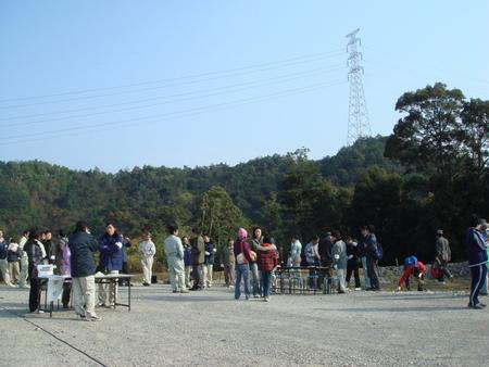 「桜の記念植樹」 in 岬町多奈川地区多目的公園_c0108460_1223421.jpg