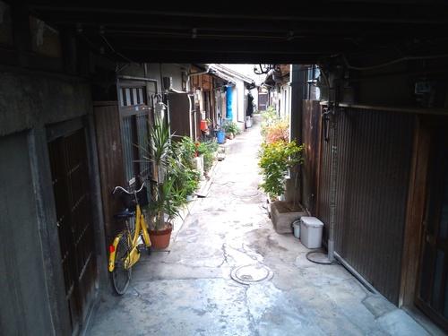 街道ウオーキング 能勢街道編_d0174462_2374055.jpg