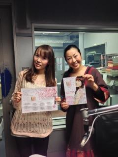 ニューシングル「希望の桜」ラジオ初オンエア_e0261371_1324962.jpg