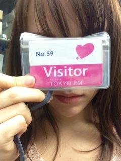 ニューシングル「希望の桜」ラジオ初オンエア_e0261371_133652.jpg