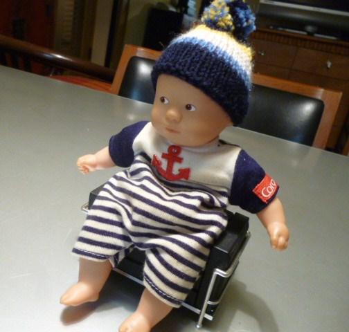 petit bonnet・・・・ジュースにお帽子?_b0210699_1124755.jpg