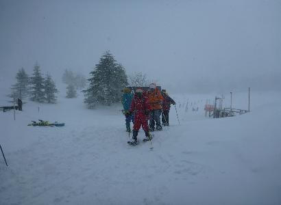 吹雪のスノーシュー_e0077899_773013.jpg