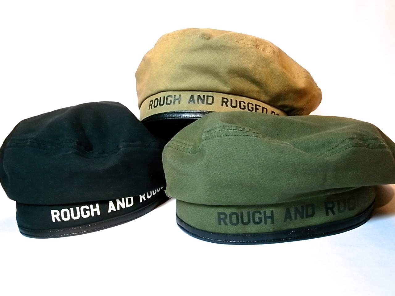 ROUGH AND RUGGED NEW ITEMS!!!!!_d0101000_13392993.jpg