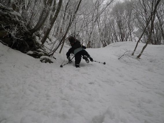 2013.02.19(火) スノシューハイキング_a0062810_18471793.jpg