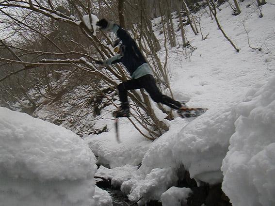 2013.02.19(火) スノシューハイキング_a0062810_1955721.jpg
