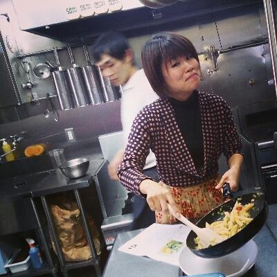 新築パーティーの為の料理教室_a0254053_032598.jpg