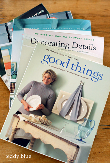 Martha Stewart Living  マーサスチュワート リビング_e0253364_17183427.jpg