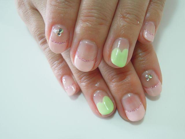 Pickup Nail~Pink_a0239065_2040568.jpg