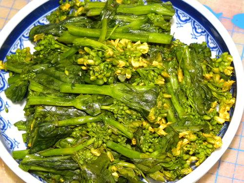 アスパラ菜の漬物_c0162773_13231810.jpg