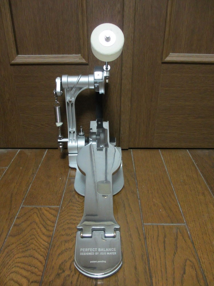 "SONOR""PERFECT BALANCE PEDAL BY JOJO MAYER""_e0052576_23465093.jpg"