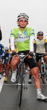 日本大学自転車競技部主将・住吉宏太(すみよし こうた)選手を金栄堂サポート!_c0003493_1713194.jpg