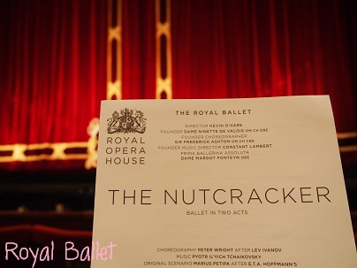 Royal BalletのNutcracker_d0088196_1045137.jpg