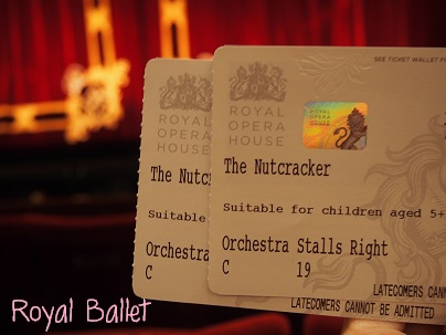 Royal BalletのNutcracker_d0088196_10473426.jpg