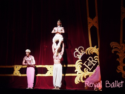 Royal BalletのNutcracker_d0088196_10515982.jpg