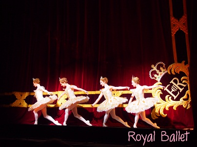 Royal BalletのNutcracker_d0088196_10524192.jpg