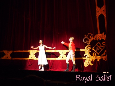 Royal BalletのNutcracker_d0088196_10534654.jpg