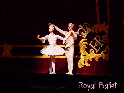 Royal BalletのNutcracker_d0088196_1112689.jpg