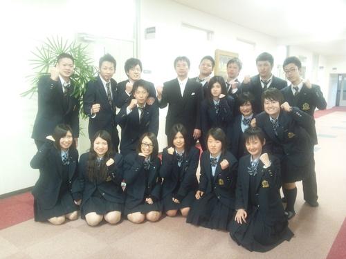 大阪学芸高等学校制服画像