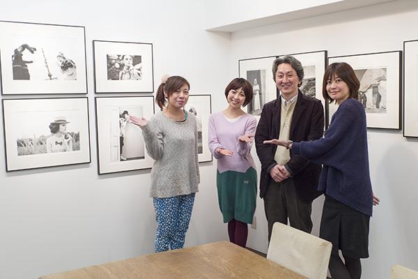 DGSM Print「7人の写真家」展 vol.II は多くの方にご来館頂き本日終了致しました。_b0194208_22182666.jpg