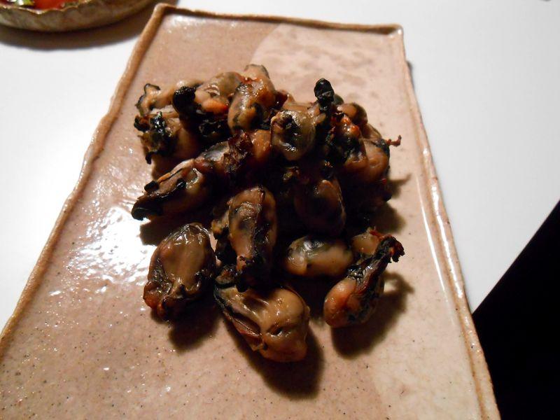 扇風機で干し牡蠣を作りました。_a0095931_22135133.jpg