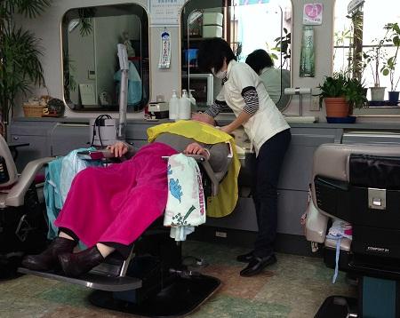 /// 湯村温泉の温泉洗髪してみませんか⁉ ///_f0112434_21492310.jpg