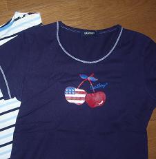 ★リメイク、大好き!EastboyのTシャツとソウルで買ったシャツで、アメリカンな2段スカート(再アップ)_b0135838_1626029.jpg