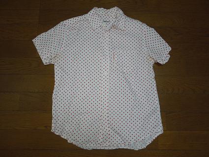★リメイク、大好き!EastboyのTシャツとソウルで買ったシャツで、アメリカンな2段スカート(再アップ)_b0135838_16261855.jpg
