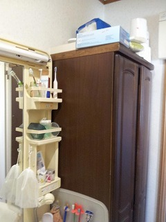 洗面所・ユニットバス・室内建具のリフォーム_b0230638_16145640.jpg