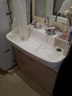 洗面所・ユニットバス・室内建具のリフォーム_b0230638_16534231.jpg