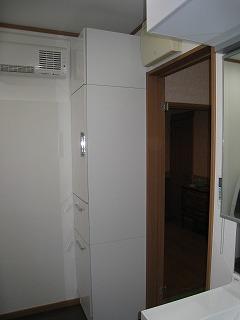 洗面所・ユニットバス・室内建具のリフォーム_b0230638_17142422.jpg