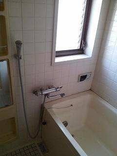 洗面所・ユニットバス・室内建具のリフォーム_b0230638_1895387.jpg