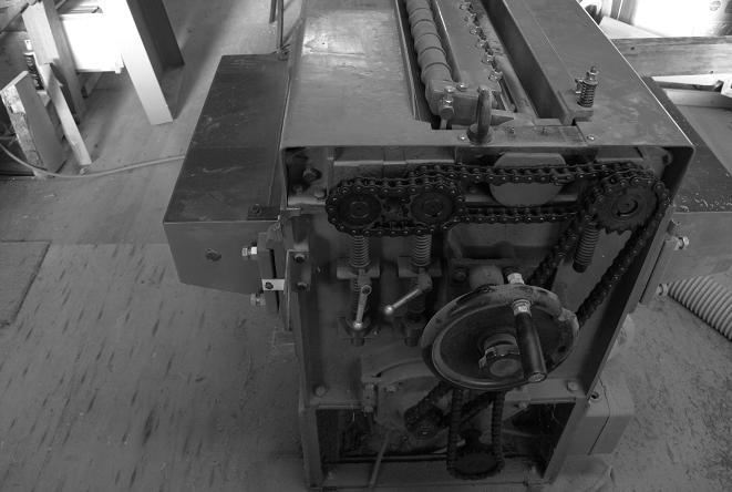 機械の刃物交換_a0156039_1945264.jpg