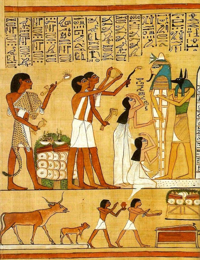 古代エジプト展 第2章 冥界の旅  旅立ちの儀式-(1)_c0011649_857655.jpg