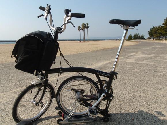 関西方面有力の折り畳み自転車専門店を訪問して参りました。_d0197762_2013508.jpg