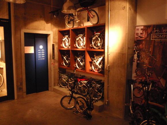関西方面有力の折り畳み自転車専門店を訪問して参りました。_d0197762_20175211.jpg