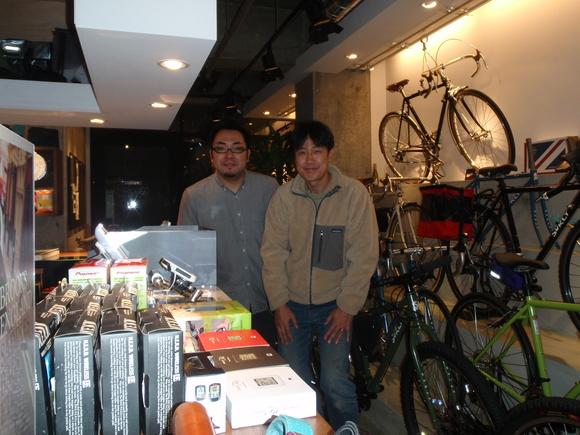 関西方面有力の折り畳み自転車専門店を訪問して参りました。_d0197762_20241682.jpg