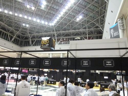 東京マラソンは、初めてですか?_c0100865_0452882.jpg