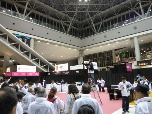 東京マラソンは、初めてですか?_c0100865_049755.jpg