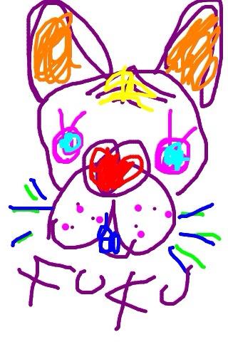 肖像画2。_f0143269_2236896.jpg