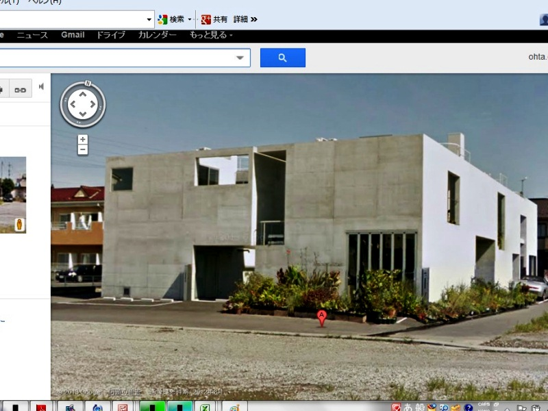 Google street view で見る乙庭植栽 ^^_f0191870_1831259.jpg