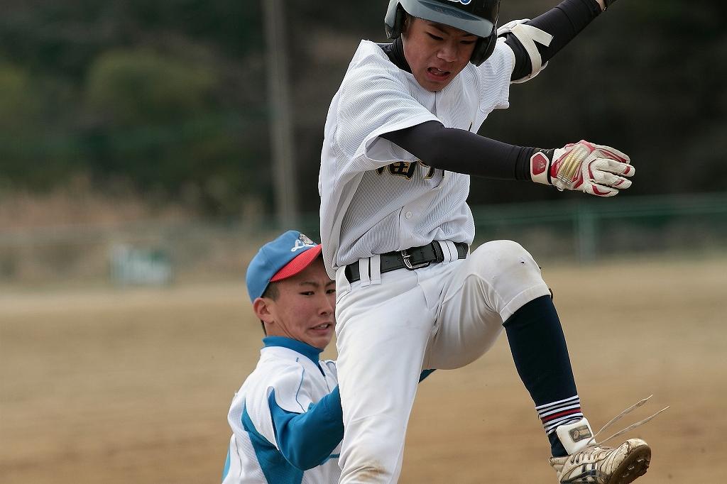 第43回春季大会京都府予選 VS京都ライオンズボーイズ1_a0170082_17504028.jpg