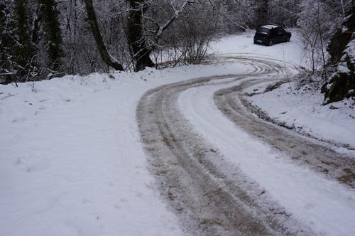 雪の森を一人で歩く_f0106597_0145744.jpg