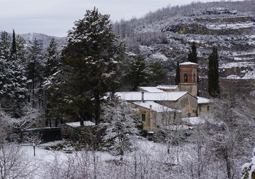 雪の森を一人で歩く_f0106597_0162712.jpg