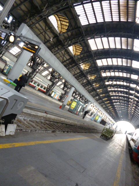 線路は続くよ~♪どこまでも・・コートダジュール列車の旅_b0210699_22494293.jpg